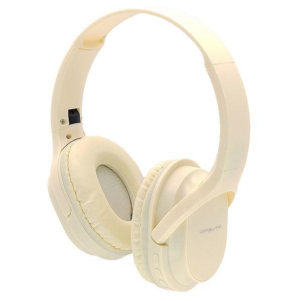 Орбита OT-ERB44 Белые наушники большие - гарнитура (Bluetooth)