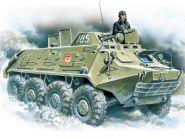 БТР-60 ПБ, бронетраспортёр
