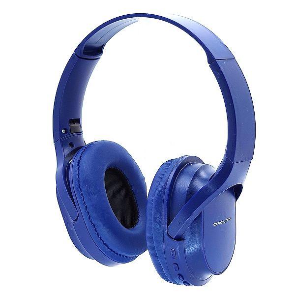 Орбита OT-ERB44 Синие наушники большие - гарнитура (Bluetooth)