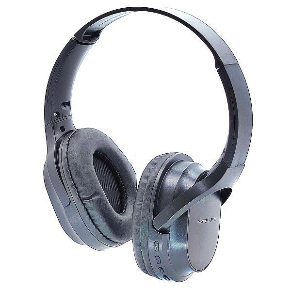Орбита OT-ERB44 Черные наушники большие - гарнитура (Bluetooth)
