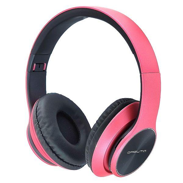 Орбита OT-ERB43 Розовые наушники большие - гарнитура (Bluetooth)