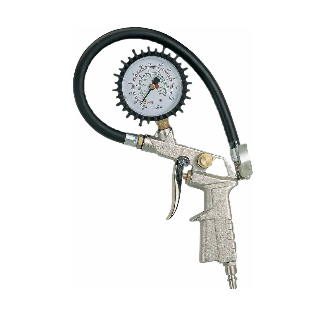 Remix Пистолет для подкачки шин с манометром TG-4