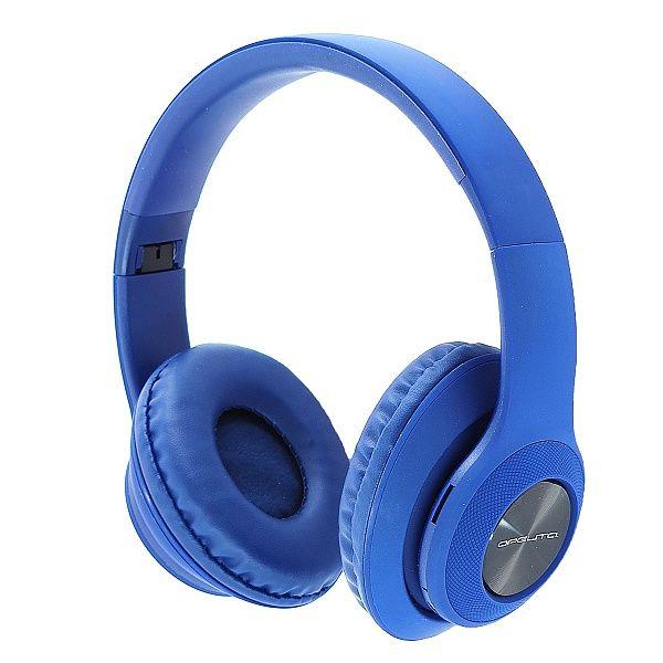 Орбита OT-ERB45 Синие наушники большие - гарнитура (Bluetooth)
