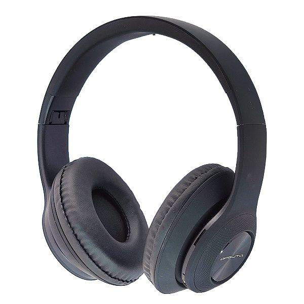 Орбита OT-ERB45 Черные наушники большие - гарнитура (Bluetooth)