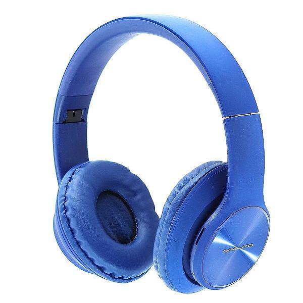 Орбита OT-ERB46 Синие наушники большие - гарнитура (Bluetooth)