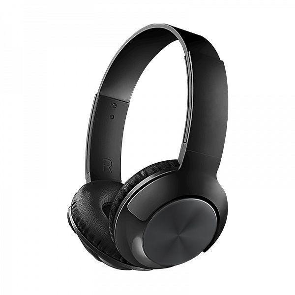KADUM KD52 Черные наушники большие - гарнитура (Bluetooth)