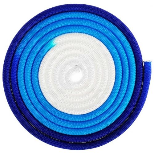 Скакалка трехцветная Indigo 3 м
