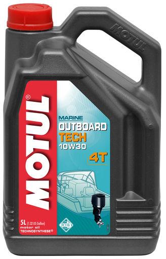 Масло моторное Motul Outboard Tech 4T 10W-30