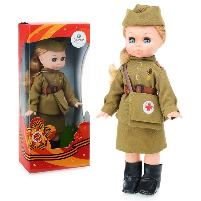 Кукла Санитарка Весна