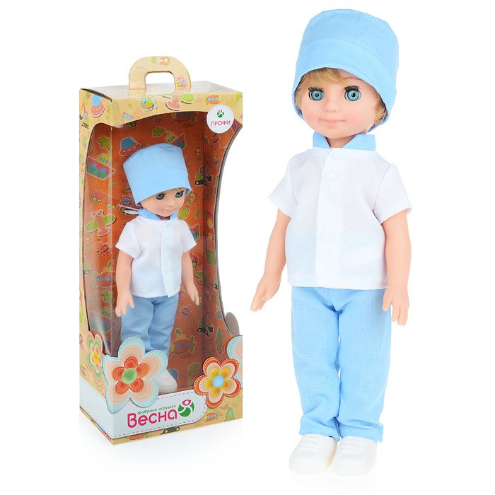 Кукла Доктор Весна