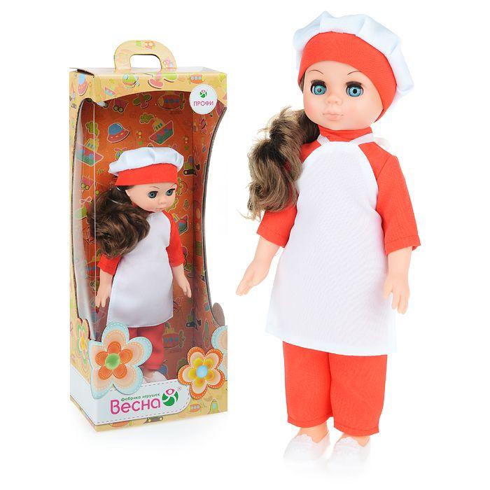 Кукла Повар Весна
