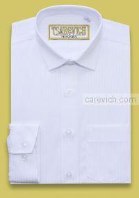 Сорочка детская Tsarevich (6-14 лет) выбор по размерам арт.Boss1 БЕЛАЯ пестротканая