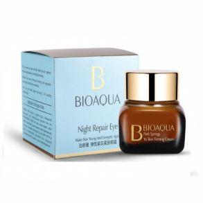 Ночной регенирирующий крем для области вокруг глаз Bioaqua