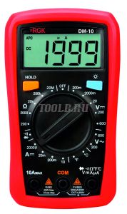 RGK DM-10 Мультиметр