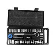 Набор инструментов Zhongxin Tools, 40 предметов