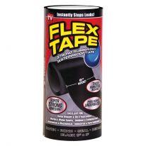 """Сверхсильная клейкая лента Flex Tape 8"""", чёрный"""