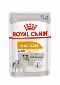 Влажный корм для собак Royal Canin Coat Care (Коат Кэа в паштете) 85г.