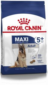 Сухой корм для собак крупных размеров Royal Canin Maxi Adult  5+ (Макси Эдалт 5+)