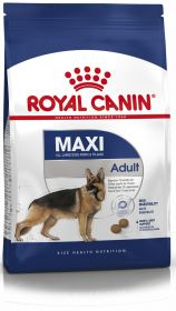 Сухой корм для собак крупных размеров Royal Canin Maxi Adult (Макси Эдалт)