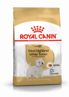 Сухой корм для собак Royal Canin West Highland White Terrier Adult (Вест-хайленд Уайт терьер)