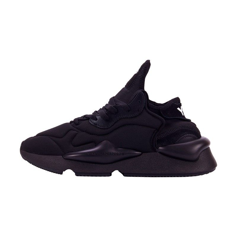 Кроссовки Adidas Y-3 Kaiwa чёрные