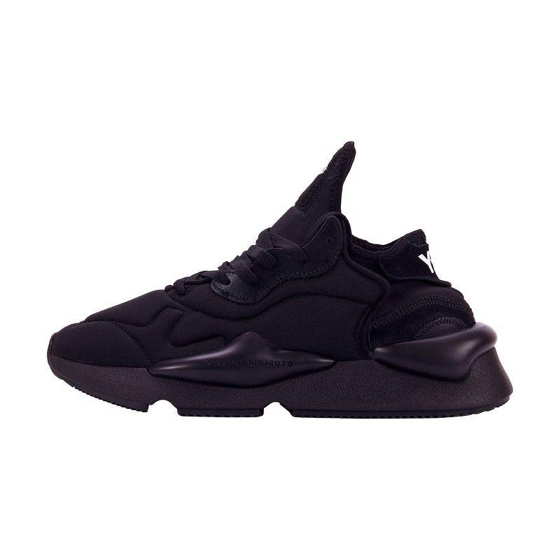 Кроссовки Adidas Y-3 Kaiwa Yohji Yamamoto чёрные