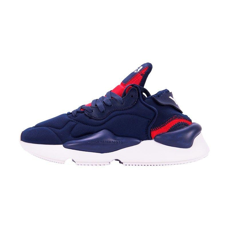 Кроссовки Adidas Y-3 Kaiwa Yohji Yamamoto синие