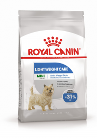 Сухой корм для собак мелких размеров Royal Canin Mini Light Weight Care (Мини Лайт Вэйт Кэа)