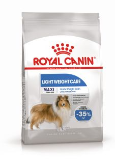 Сухой корм для собак крупных размеров Royal Canin Maxi Light Weight Care (Макси Лайт Вейт Кэа)
