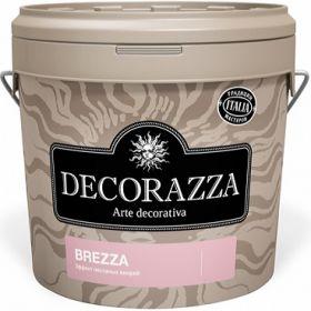 Декоративная Штукатурка Decorazza Brezza 1л Эффект Бархатных Песчаных Вихрей