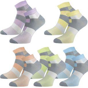 Женские носки С 2112 полоски