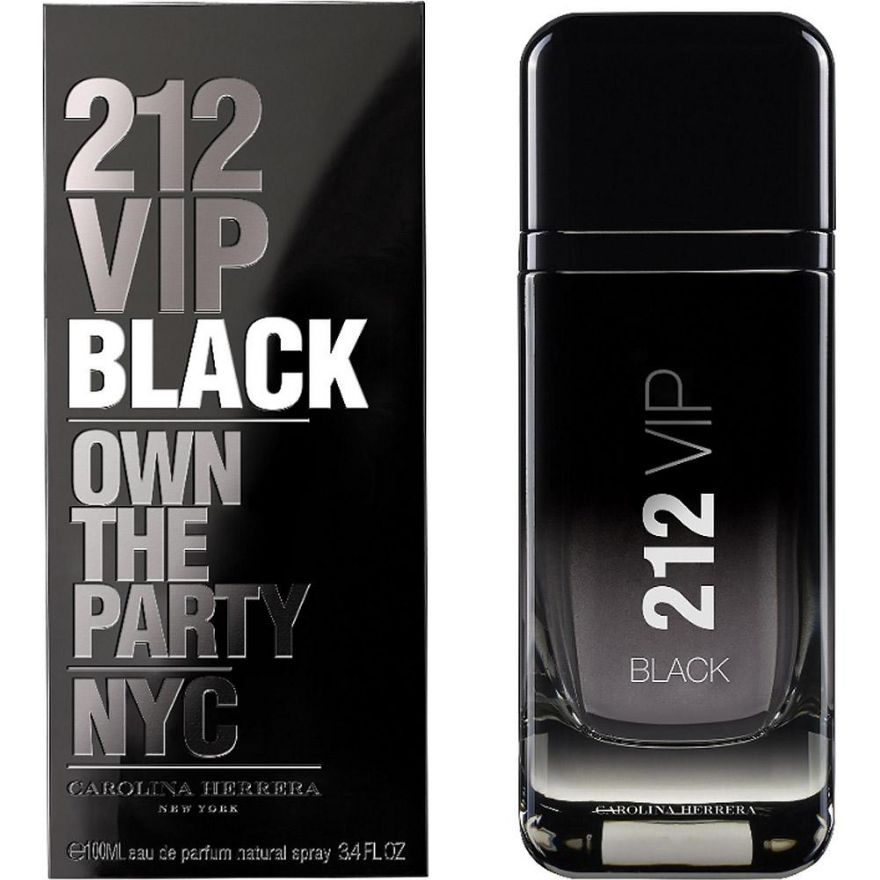 "Carolina Herrera ""212 Vip Black For Men"" 100 мл (EURO)"