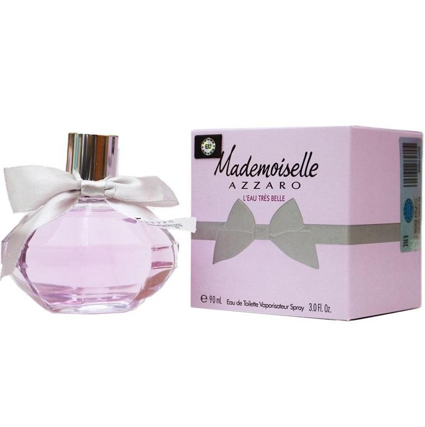 "Azzaro ""Mademoiselle L'Eau Tres Belle"" 90 мл (EURO)"