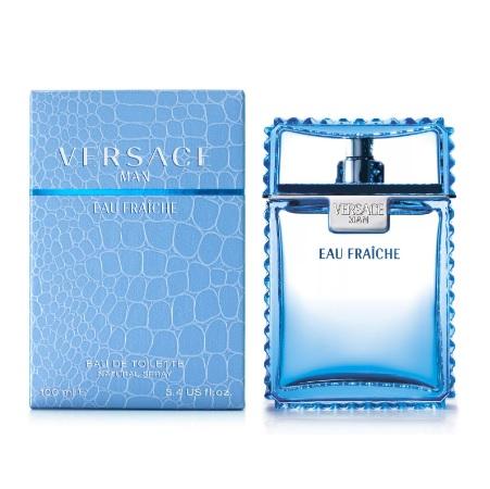 """Versace """"Man Eau Fraiche"""" 100 мл (EURO)"""