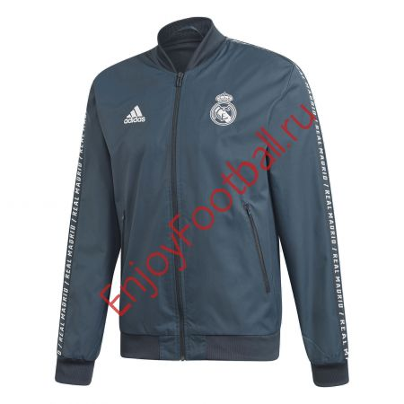 КУРТКА ADIDAS REAL MADRID ANTHEM JACKET DP5184 SR