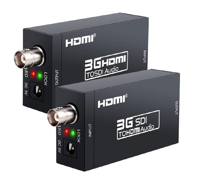 Конвертер SDI to HDMI / HDMI to SDI