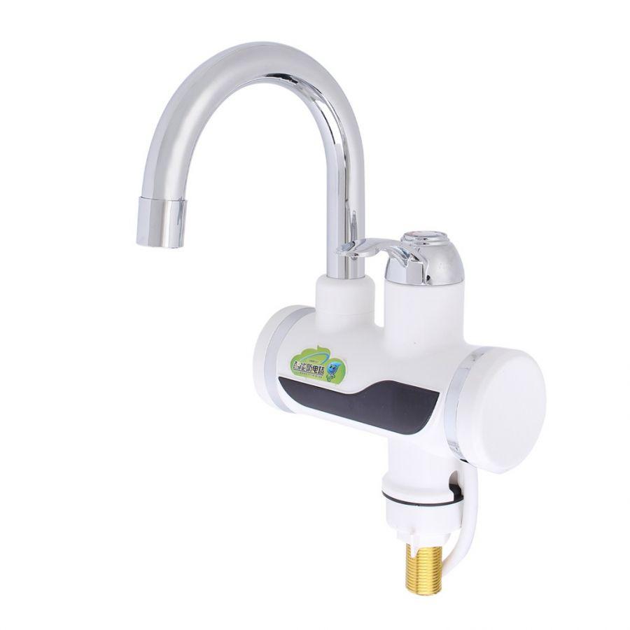 INSTANT ELECTRIC HEATING WATER FAUCET - проточный электрический водонагреватель