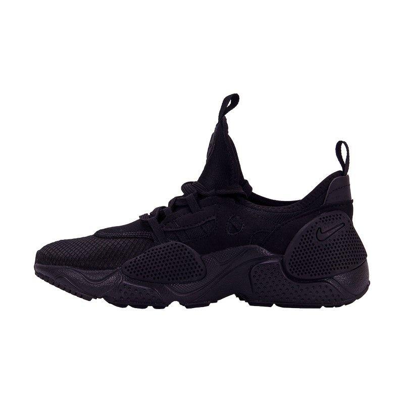 Кроссовки черные Nike Huarache E.D.G.E. TXT