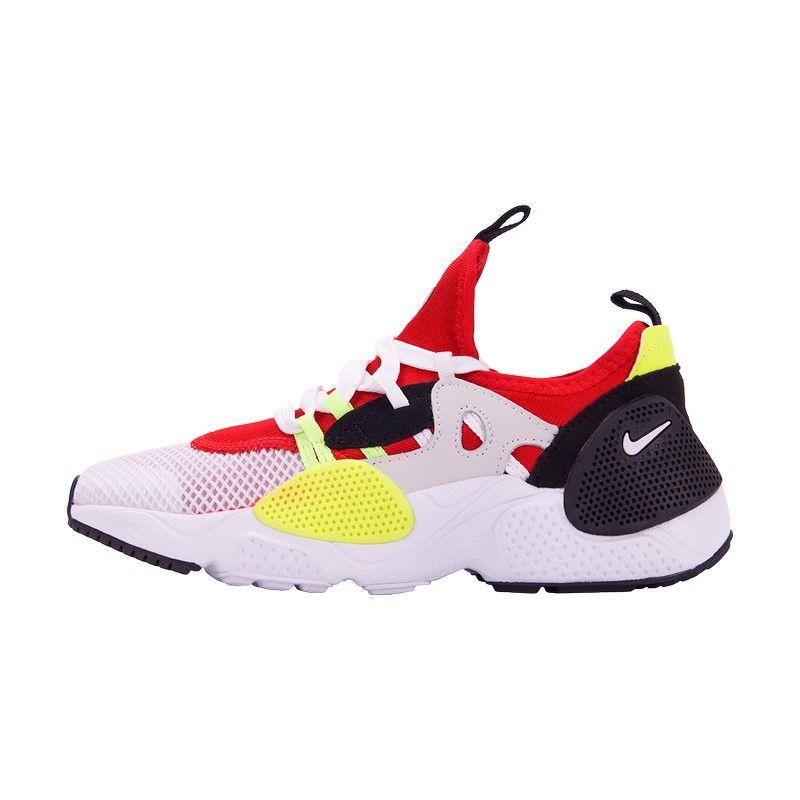 Кроссовки Nike Huarache E.D.G.E TXT красно-белые