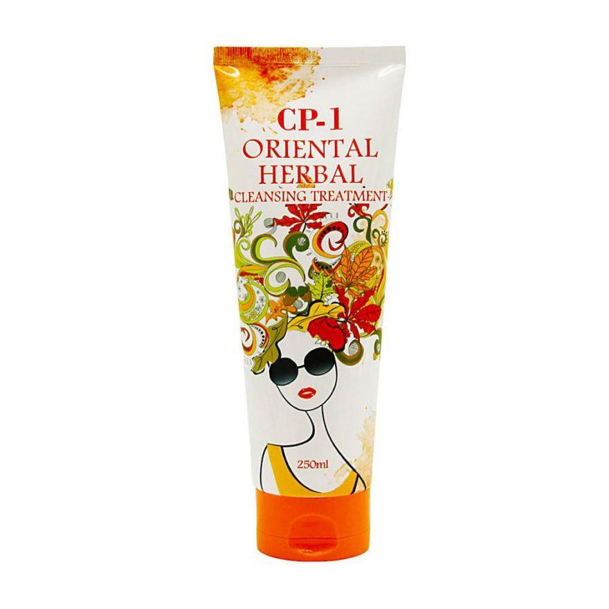 Маска для волос Esthetic House CP-1 Oriental Herbal Cleansing Treatment