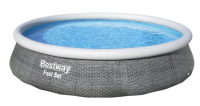 Бассейн надувной Bestway Fast Set 57376 (396x84 см)