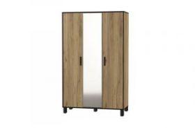 Шкаф 3-х створчатый Лофт 3