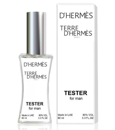 Тестер Hermes Terre D'Hermes 60 мл NEW