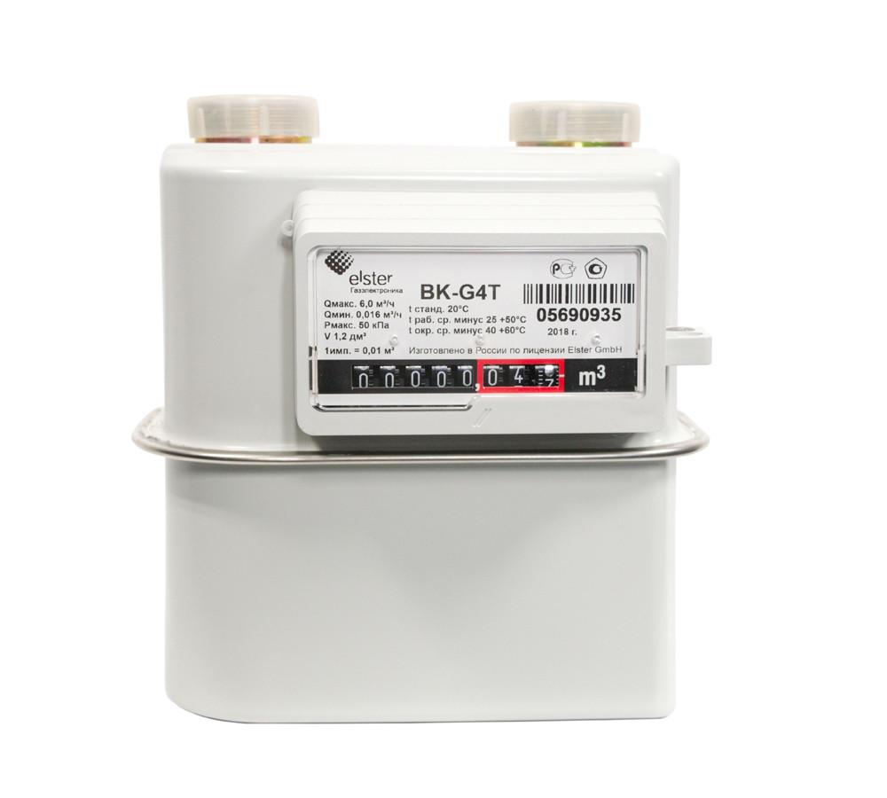 Счётчик газа BK G4T левый/правый