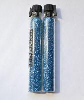 Блестки для дизайна ногтей № 1 (светло-синий)