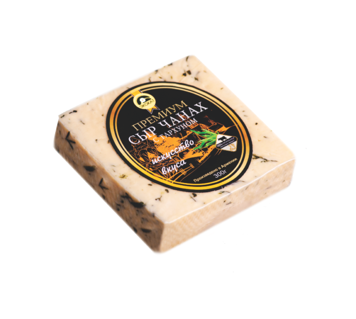 Сыр Чанах с тархуном ПРЕМИУМ 300 гр