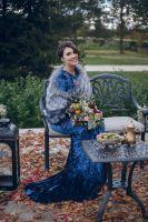 купить палантин из меха в подарок москва фото Гэтсби