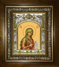 Боголюбская икона Божией матери (14х18)