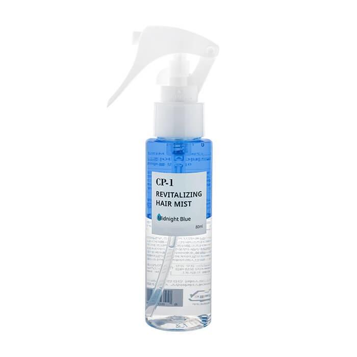 Парфюмированный спрей для волос с ухаживающими свойствами Esthetic House CP-1 Revitalizing Hair Mist Midnight Blue