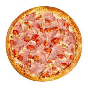 Пицца с ветчиной 27см